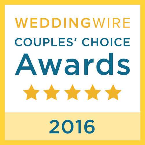 Wedding Wire Choice Award 2016 White Lavender Photography