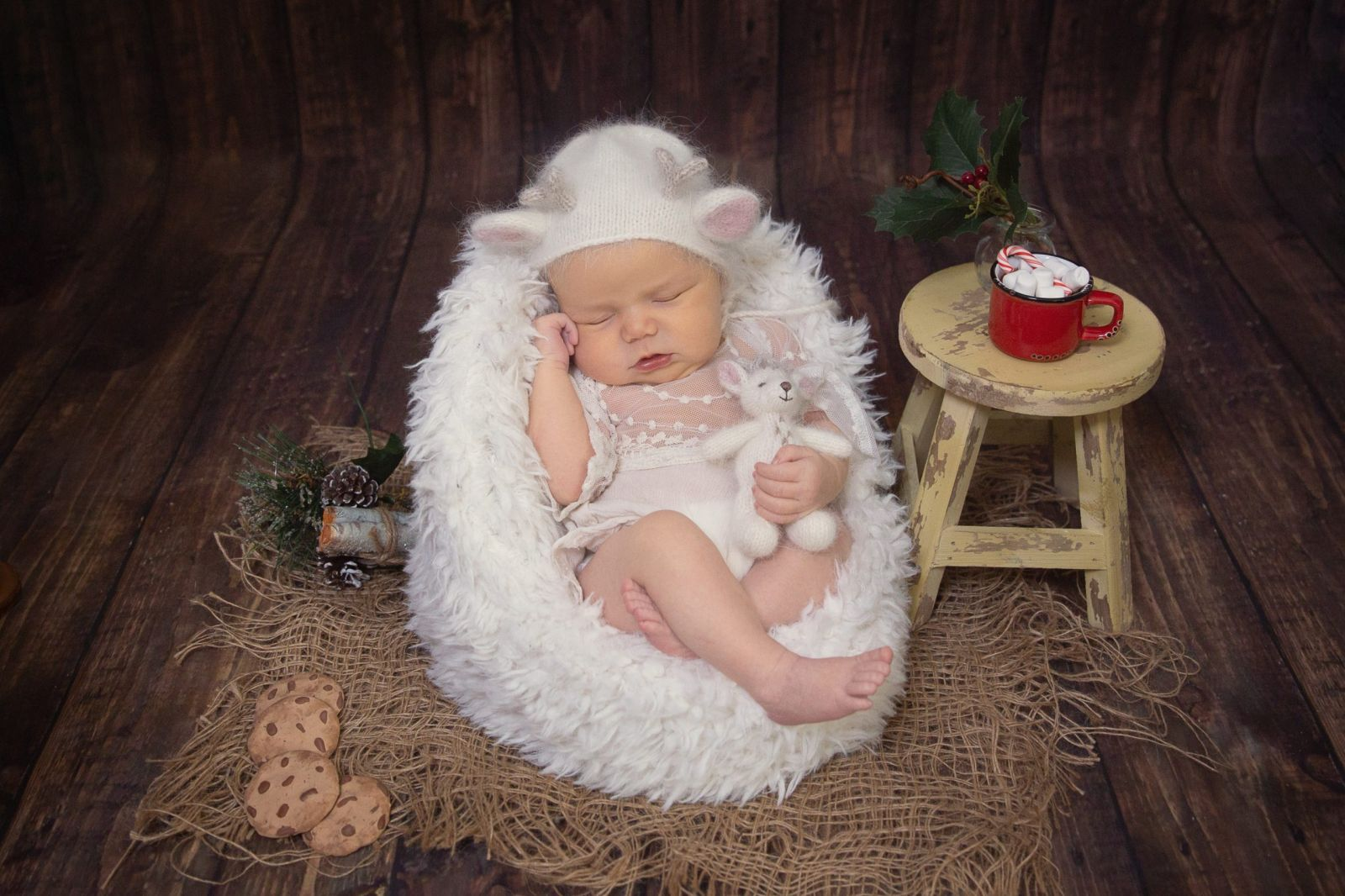 Best newborn photographer Flower Mound