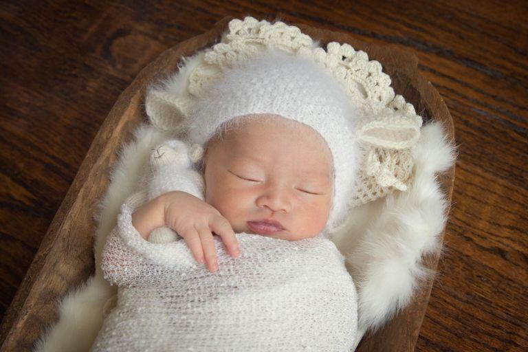 Dallas Fine Art Newborn Photographer