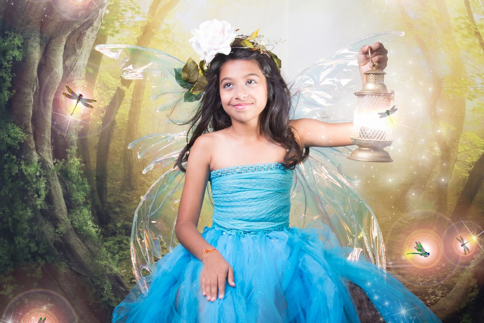 Little Fairy storybook session enchanted fairies