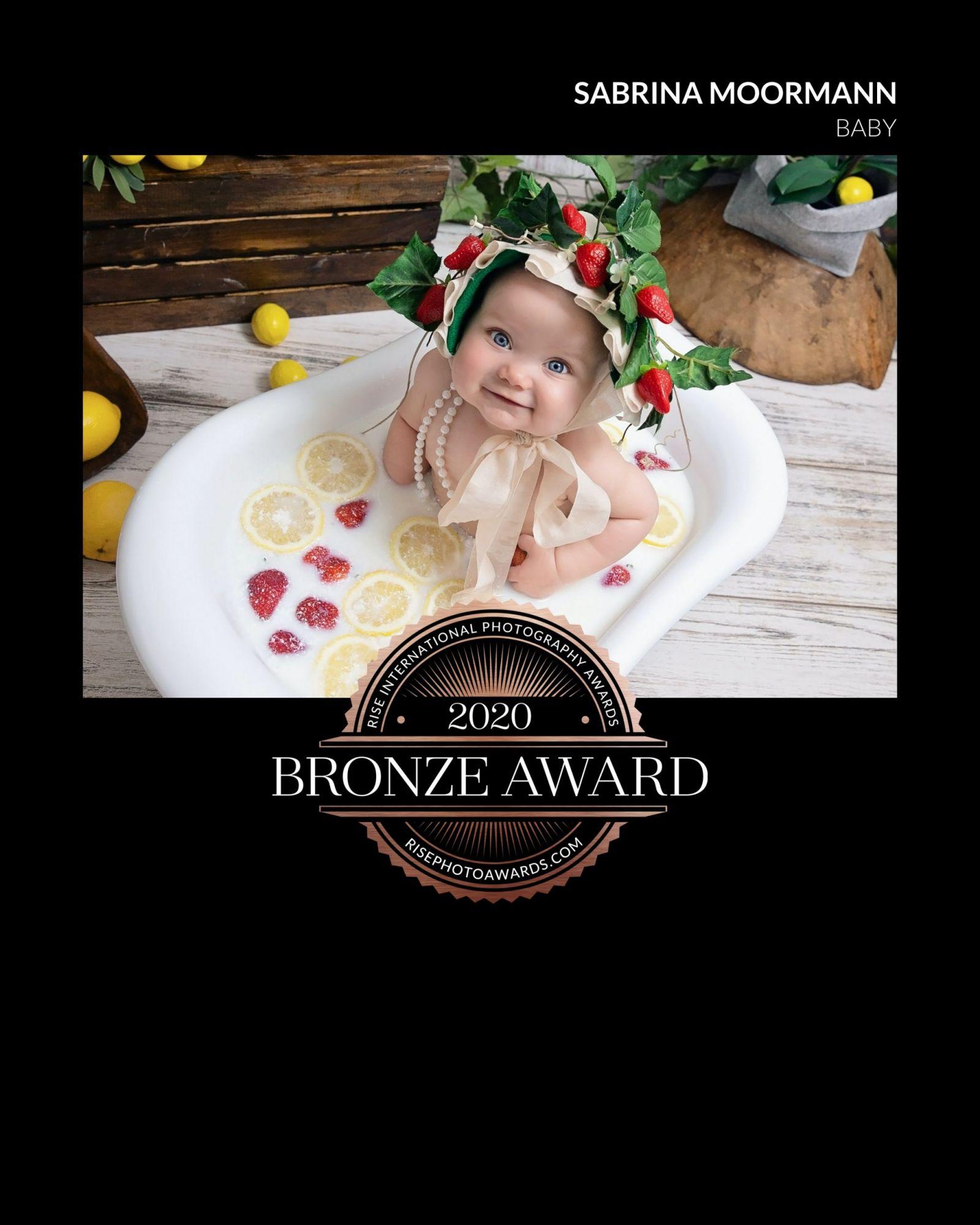 Milk Bath Photo Session Dallas Child Photographer