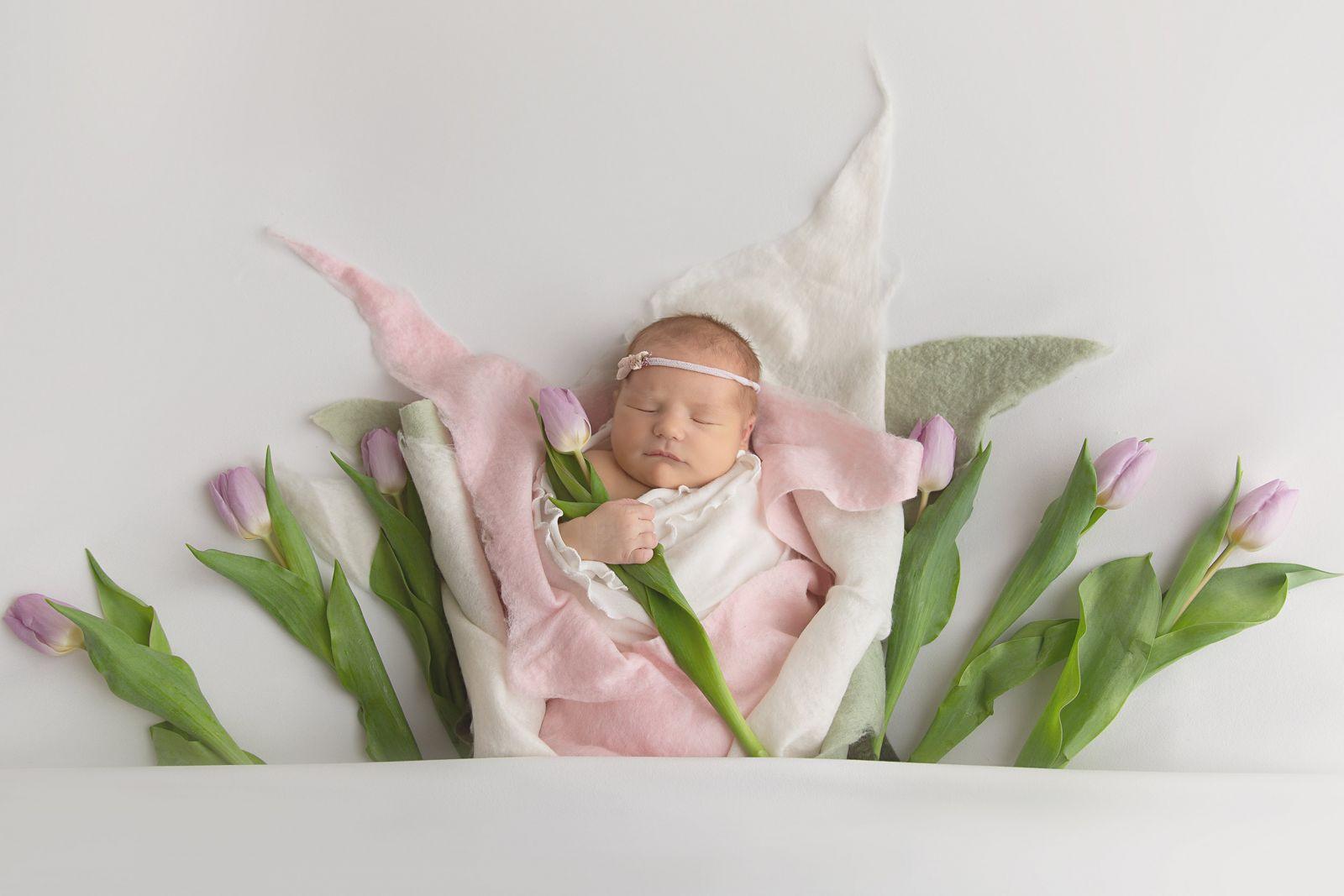 Best newborn photographer Dallas