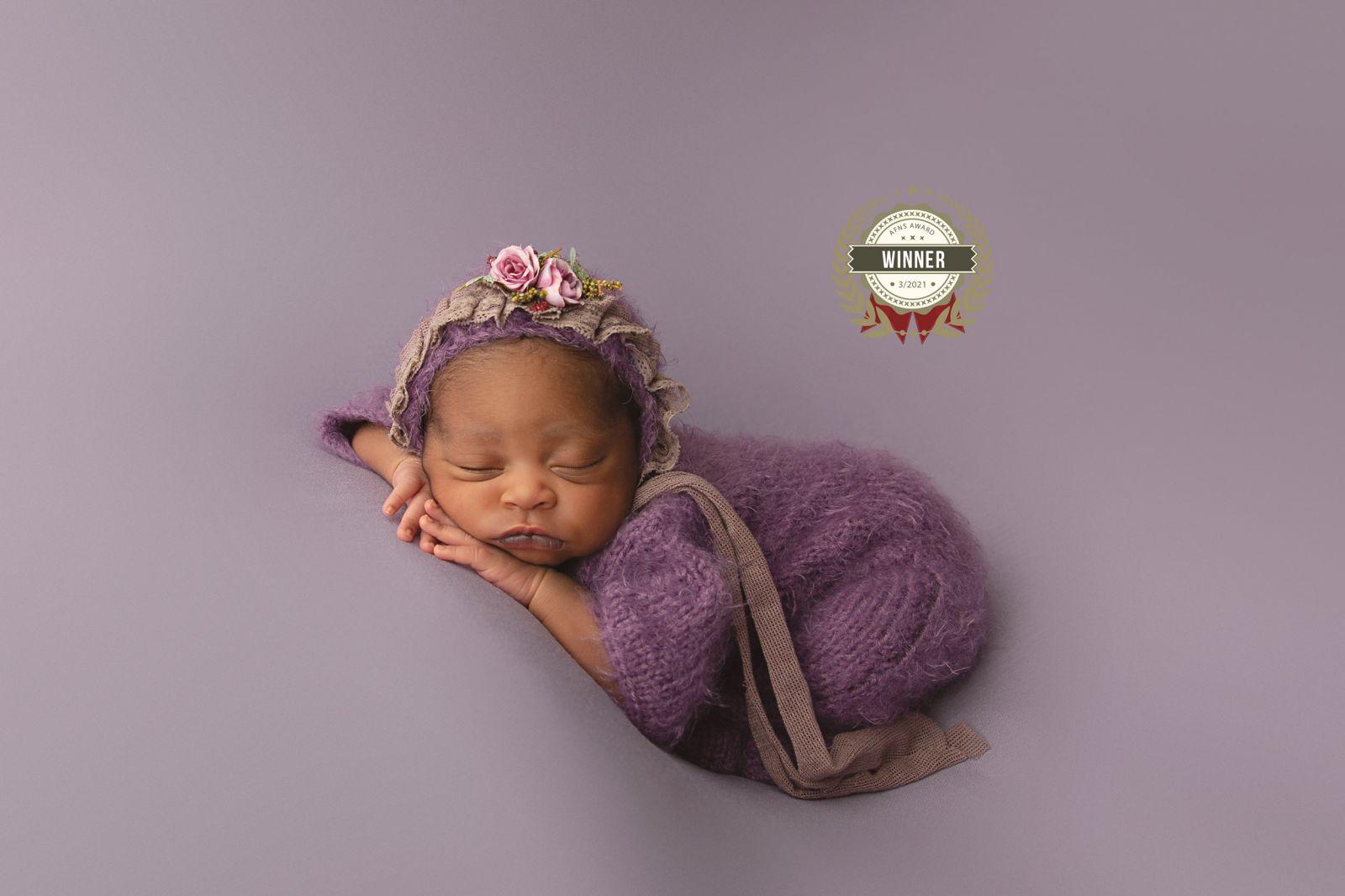 Award winning newborn photographer White Lavender Photography Dallas