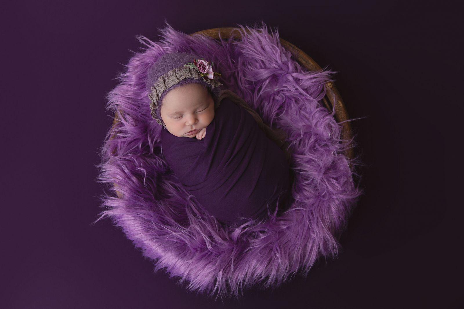 Southlake Newborn Photographer White Lavender Photography